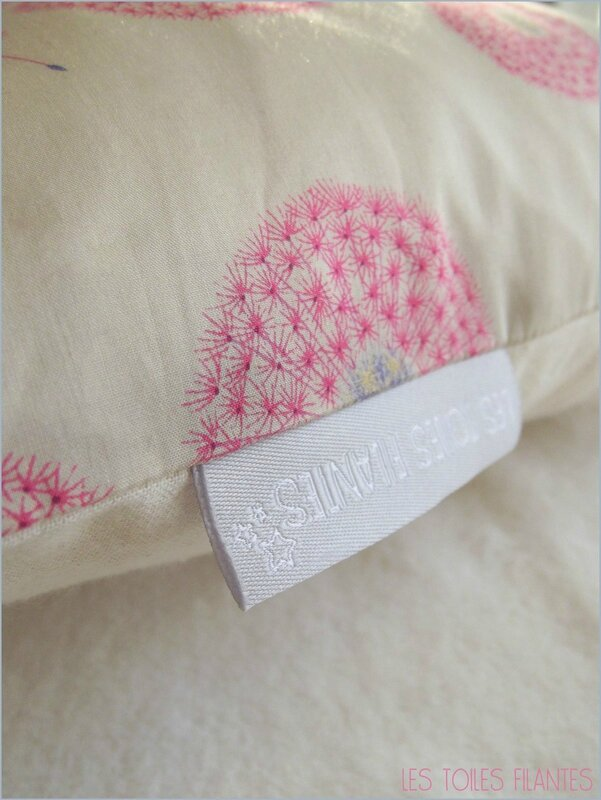 Coussin LOVE Liberty4