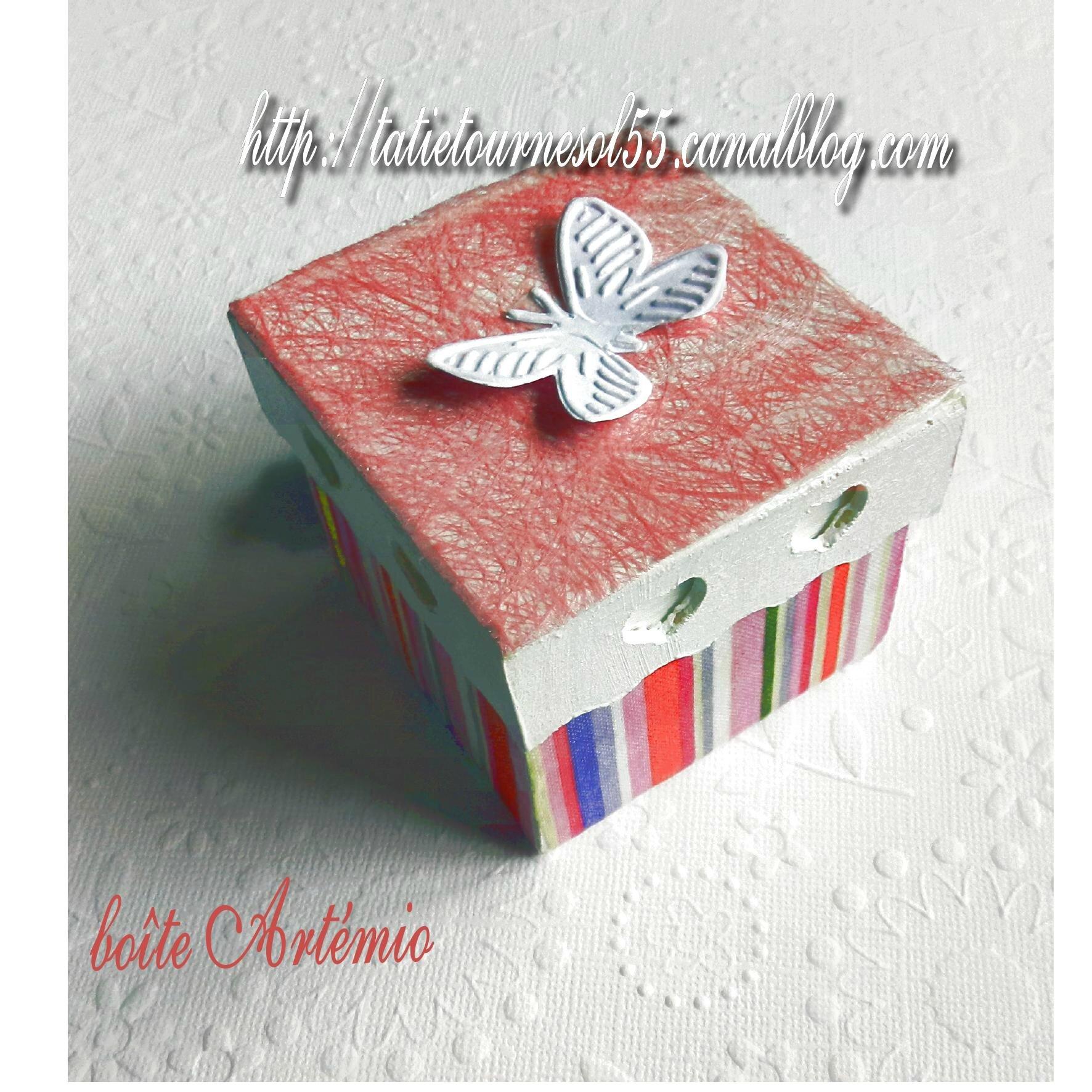 ° La boîte surprise 2