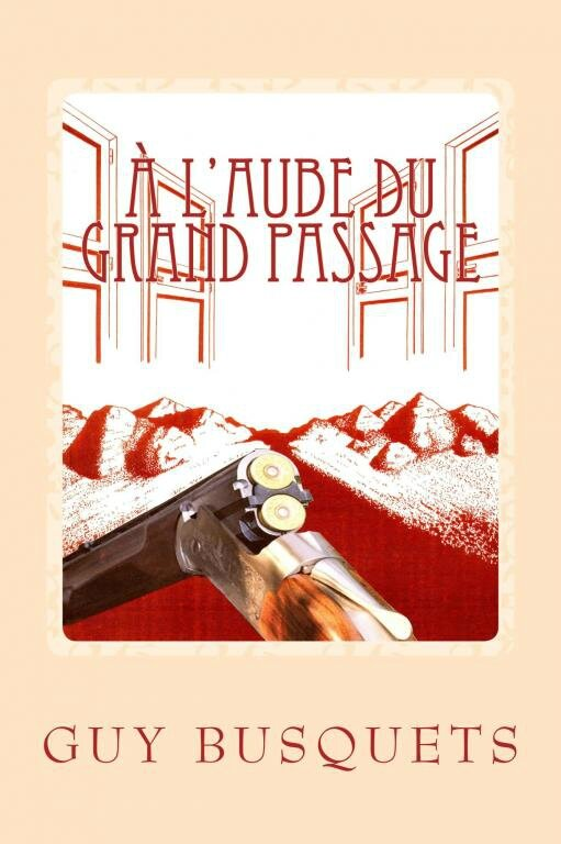 l'aube du grand pa Cover for Kindle