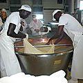 fabrique de parmesan