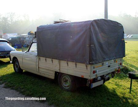 Peugeot 404 pick-up baché (30 ème Bourse d'échanges de Lipsheim) 02
