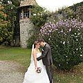 PHOTOS DE MARIAGE : Coralie & Alexis