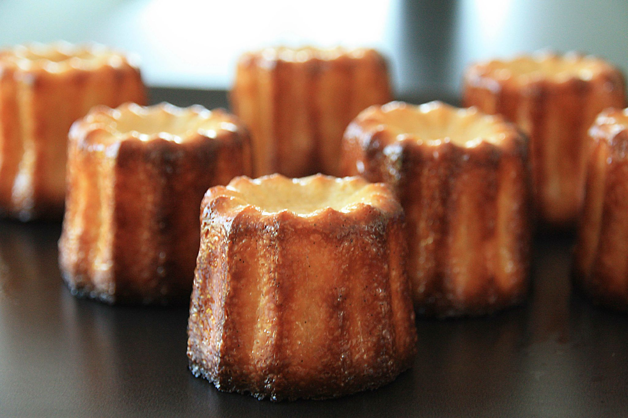Canneles Recipe — Dishmaps