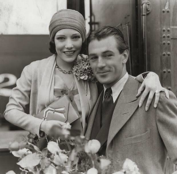 Lupe et son amour, Gary Cooper