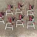 Noël en approche chez danielle à mont-de-marsan