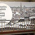 Les grandes expositions temporaires* bruxelles, ma bulle au cbbd de bruxelles belgique