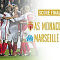 Video. monaco vs marseille (om) résumé et but boschilia (4-0)