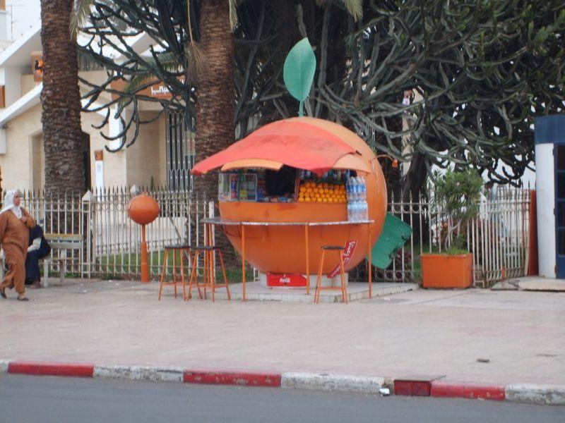Orangina Marrakech