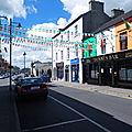 Dunnes Bar couleurs Irlande pour l'Euro de foot