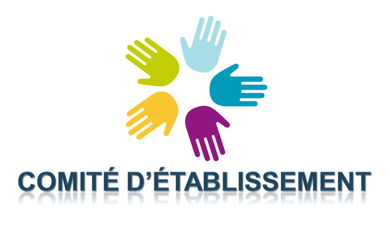 Comité d' Etablissement du 26/01/2017