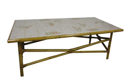 table carrelage avant