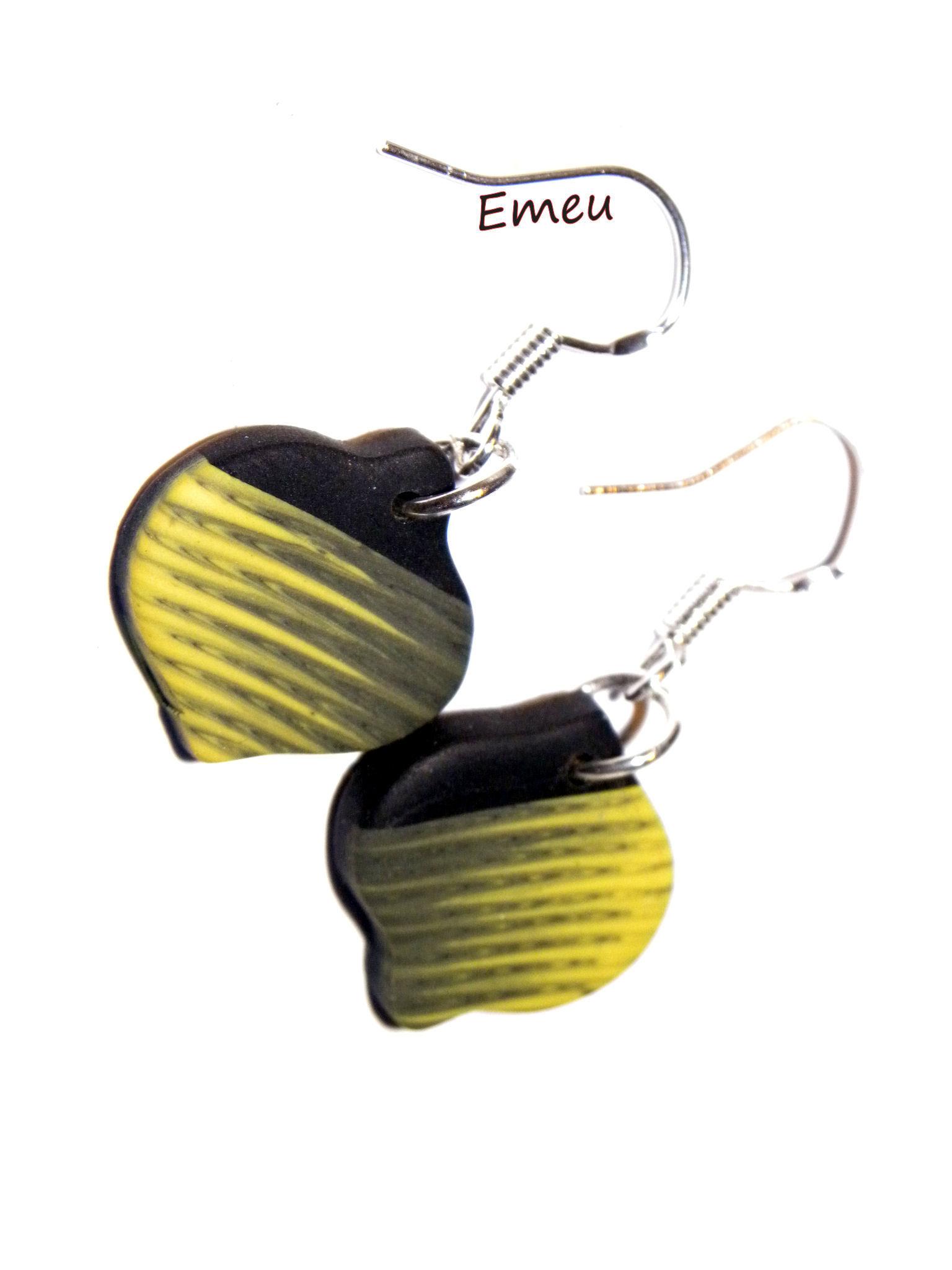 strilles-jaune-noir