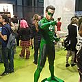 Statue green lantern