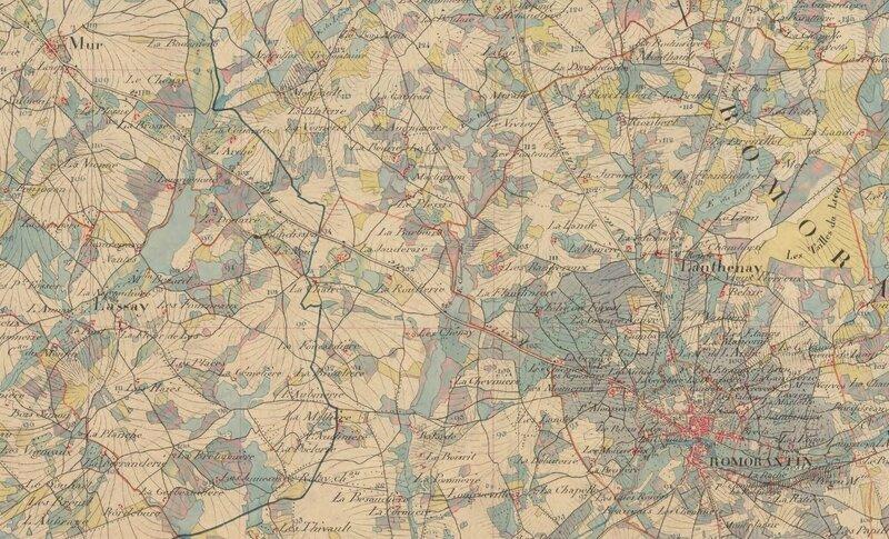 Romorantin-Lanthenay-Mur
