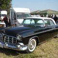 Imperial southampton hardtop coupé 1956