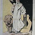 L'épopée du lion par le théâtre de pan: le jeudi 5 octobre 2017