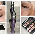 Make-up nude avec sleek oh so special