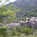 VIGNALE.petit village Corse