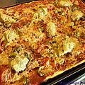 Pizza à la provençale