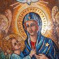Chapelet à notre dame du divin amour