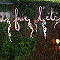 Peintures vitres véranda Automne 2012