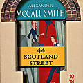 Alexander McCall Smith - 44 Scotland Street