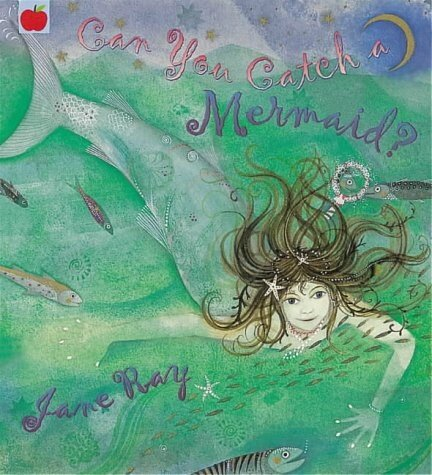 Le secret de la sirène - couverture anglaise - can you catch a mermaid