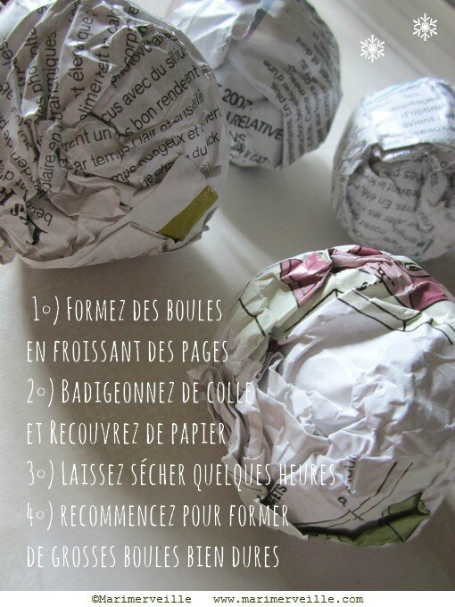 Bonbons de Noël Marimerveille 4