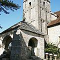 06 Eglise romane de Boussière