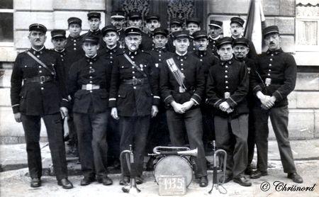 TRELON_Sapeurs_Pompiers_1935