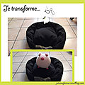 Je transforme son SWEAT-SHIRT
