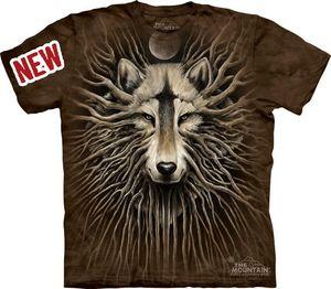 tee shirt tete de loup
