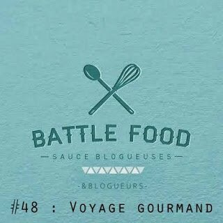 logo Battle Food 48
