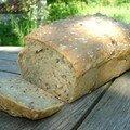 pain aux 10 céréales