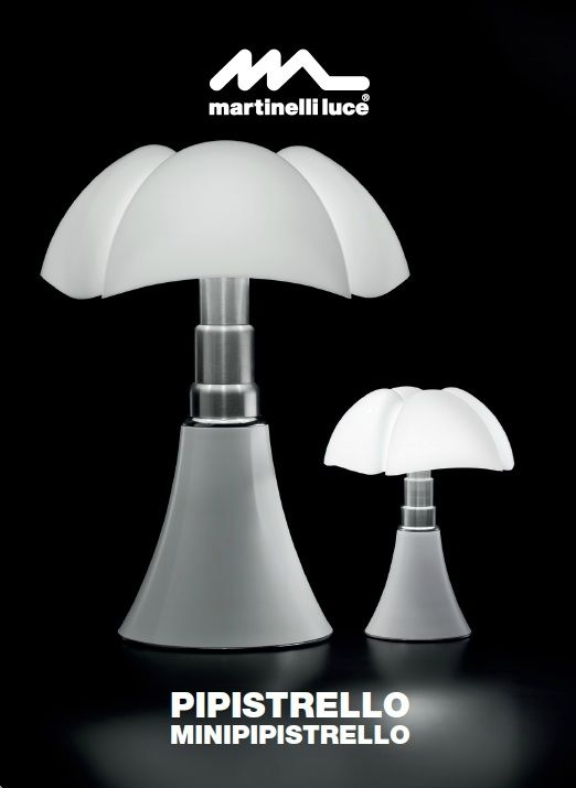 lampe pipistrello martinelli luce le blog de moon. Black Bedroom Furniture Sets. Home Design Ideas