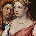 'the poetry of venetian painting. paris bordone, palma il vecchio, lorenzo lotto, titian' at hamburger kunsthalle
