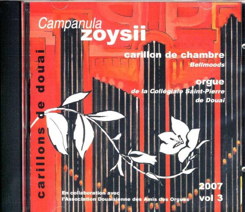 Campanla zoysii, orgue et carillon