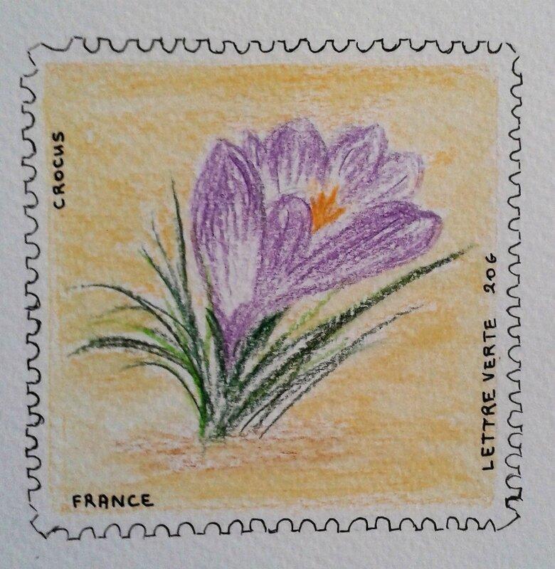 défi 172 timbre