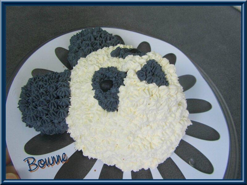 Gâteau Panda (10)