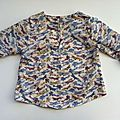 blouse little boy 10