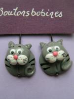 boucles chat rond