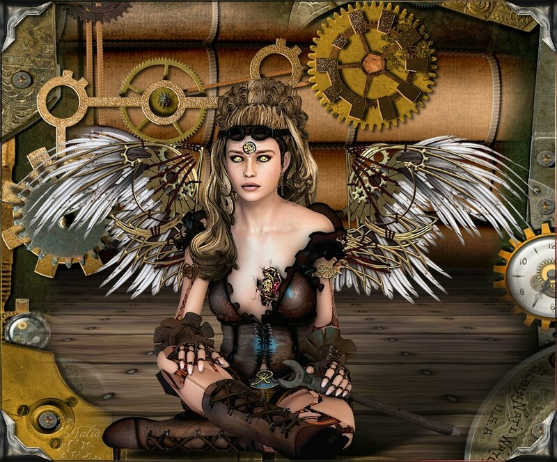 steampunk_angel