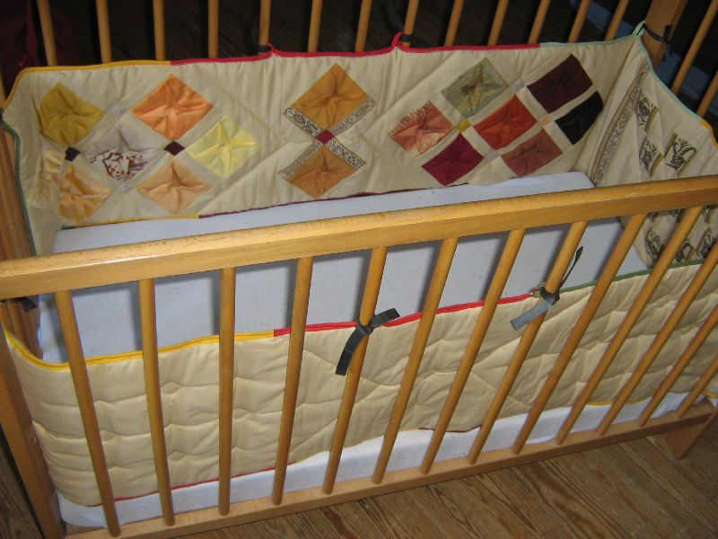 tour de lit b b kelein. Black Bedroom Furniture Sets. Home Design Ideas