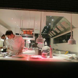 La Dame de Pic Cuisine (4) J&W