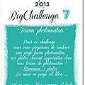 Big challenge 7 du scraptour