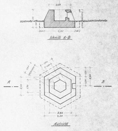 Plan Regelbau V 229