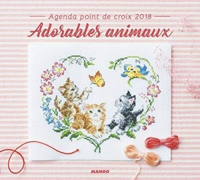 Agenda-2018-Adorables-animaux