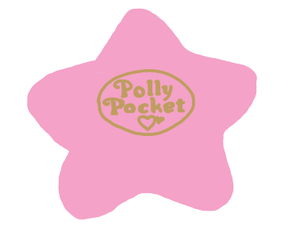 polly Pocket collier
