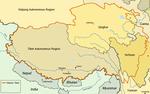 carte_tibet