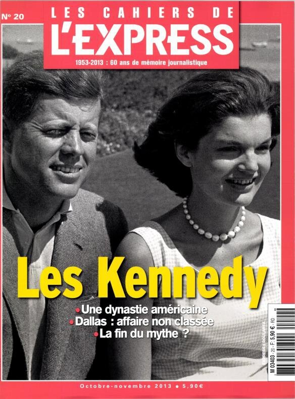 lexpress_kennedy_cover